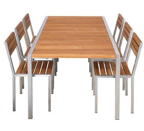 Awesome tavolo con sedie contemporary - Tavolo pieghevole con sedie ...